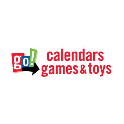 Go! Calendars Games & Toys
